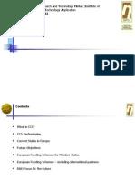 GCC Presentation