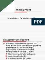 Sistemul Complement
