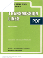 Schaum's Transmission Lines -- 241