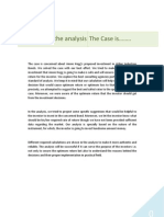 Case on Bond Evaluation