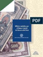 Libro Billetes BCRP