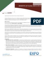 Benefits of VLANsand QinQ