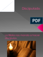 Discipulado Cristiano 2012