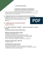 Guia de Sociales Rep. Dom. 2012