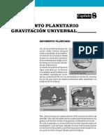 Capitulo 8 Gravitacion Universal (Incluye Test)