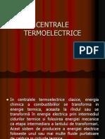 Centrale Term o Electric e