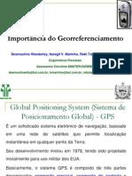 Palestra Georreferenciamento Campina Grande 2009