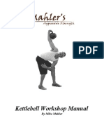 Mike Mahler Kettlebell Workshop Manual