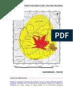 Mapas de Amenazas Volcanicas