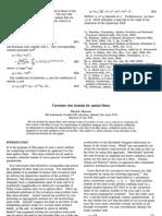 Marcuse, Dietrich, 1976, Curvature Loss Formula for Optical Fibers