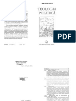40534891 Teologia Politica Carl Schmitt