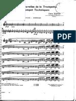 Pierre Thibaud-Techniques Nouvelles de La Trompette
