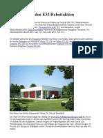 Massivhaus Heinz von Heiden EM-Rabattaktion