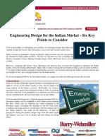 Designing for Emerging markets?