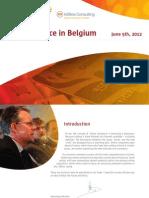 e Commerce en Belgique