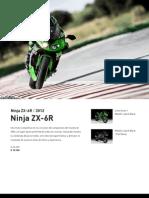 Ninja ZX-6R