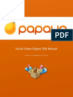 Papaya Social Game Engine SDK Manual