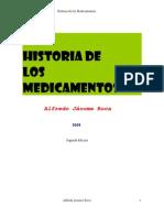 Historia de Los Medicamentos