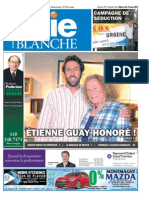 Journal L'Oie Blanche du 13 juin 2012