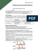 2 - OBTENÇÃO DE MATÉRIA - HETROTROFIA