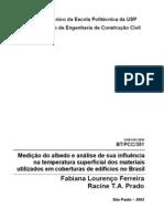 Racine e Ferreira-Boletim técnico