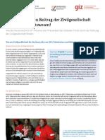 Backup Deutsch