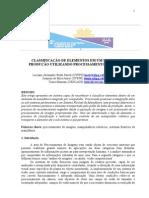 Artigo Classificacao Elementos de Sistema de Producao Utilizando Processamento de Imagem