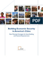 Building Economic Security in Americas Cities