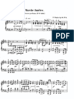 Chopin - Funeral March, Op.72, No.2 (Partitura - Sheet Music - Noten - Partition - Spartiti)