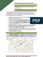 Hoja Informacion i Campus Ciudad de Valencia 2012
