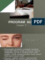 Bab 5 Program Audit