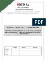 Plan de Contingencias y Emergencias