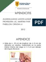 Diapos Apendicitis