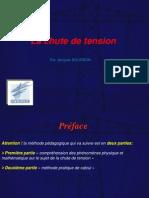 La chute de tension.pdf