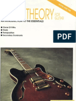 24831 Music Theory for Guitar