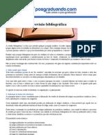Como Fazer Uma Revisao Bibliografica