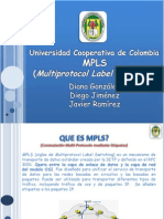 Presentacion MPLS