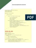 Ejercicios en Java