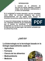 Bioética y Biotecnología