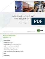 India Localization-SD Workshop