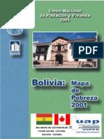 Map a Depo b Reza Bolivia
