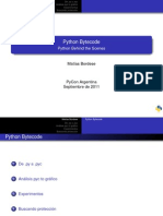 Python Bytecode
