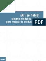 Materail para leer + pronunciación