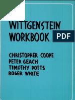 Wittgenstein's Workbook