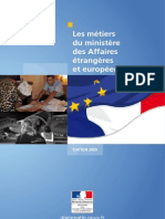 Metiers Ministere Aff Etrangeres