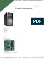 Compaq Presario SR5160IL Desktop PC Product Specifications Compaq Presario SR5160IL Desktop PC - HP Customer Care (United States - English)