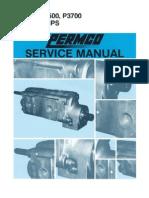Service Manual 2500,3700