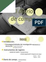 Esquema Diario de Campo