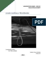 Death Sentence
