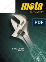 Catalogo MOTA 2012